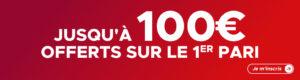 bonus betclic 100 euro